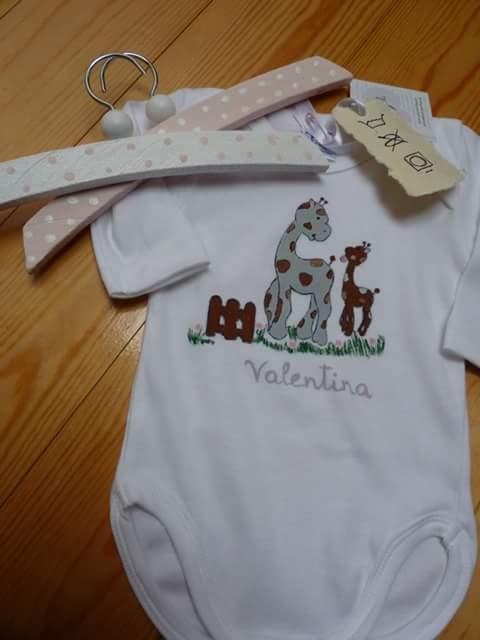 Body i penjador Valentina