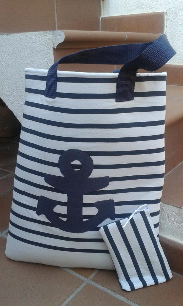 bolso mariner + moneder