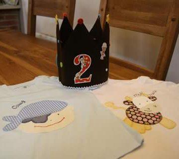 conjunt corona i 2 samarretes