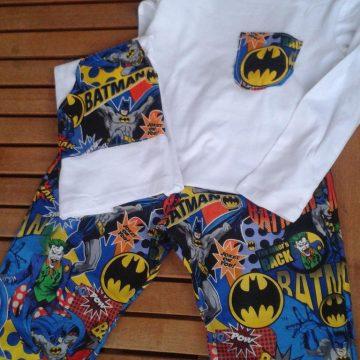 Pijama superherois